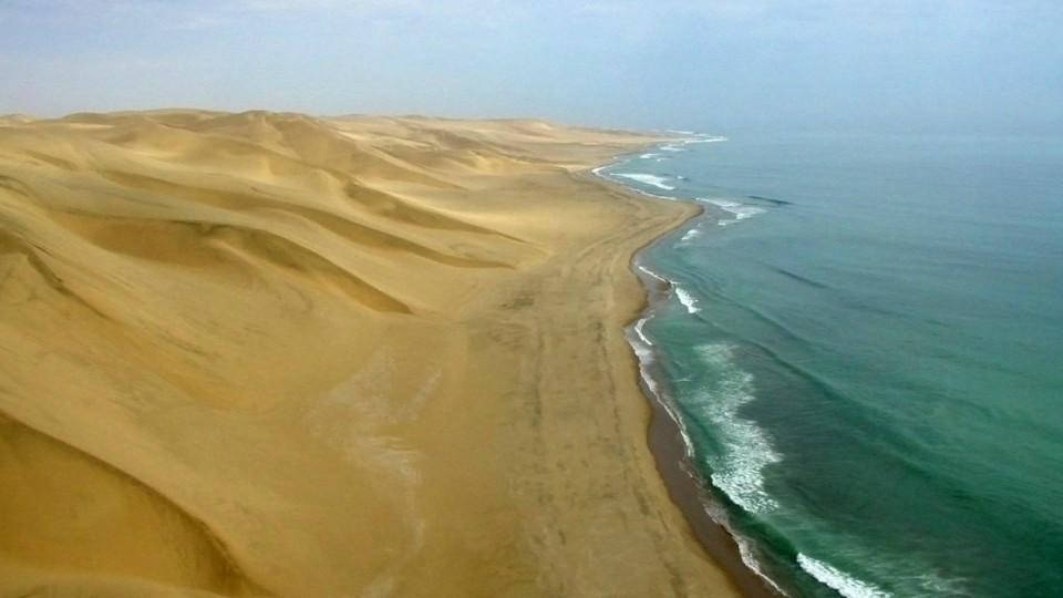 Costa dos Esqueletos- Namibia