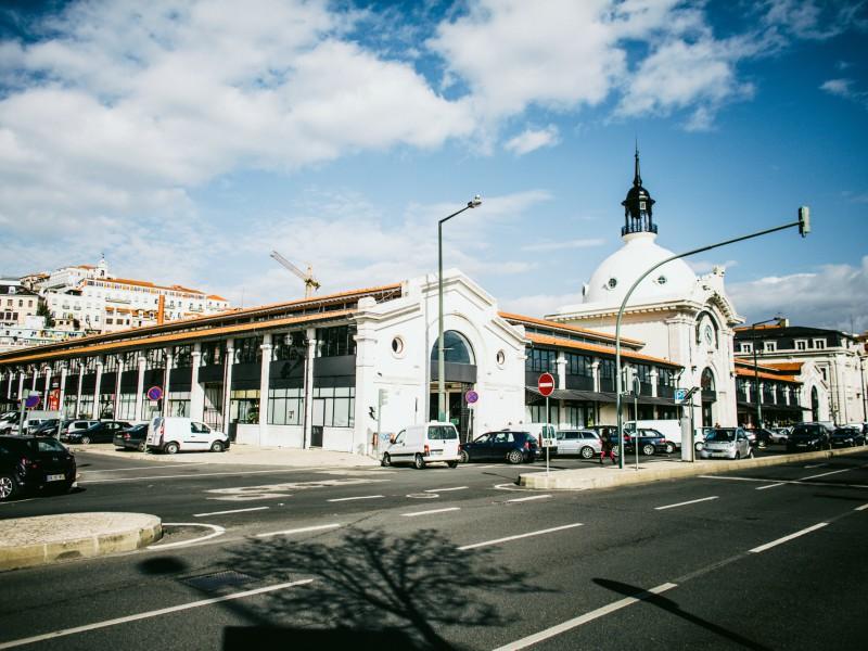 Mercado da Ribeira - Lisboa @ Credits Time Out Market