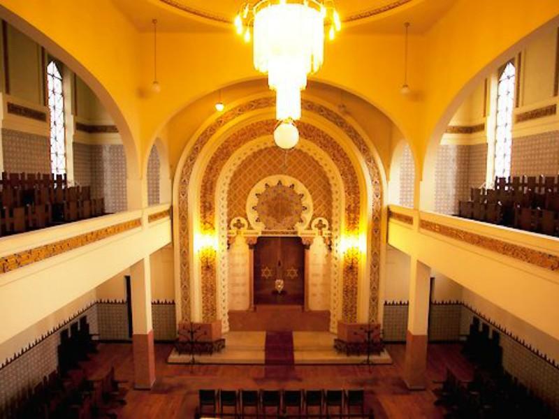 Roteiro judaico em Portugal