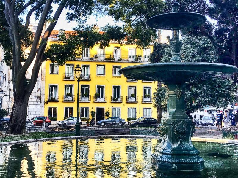 Alojamento em Lisboa