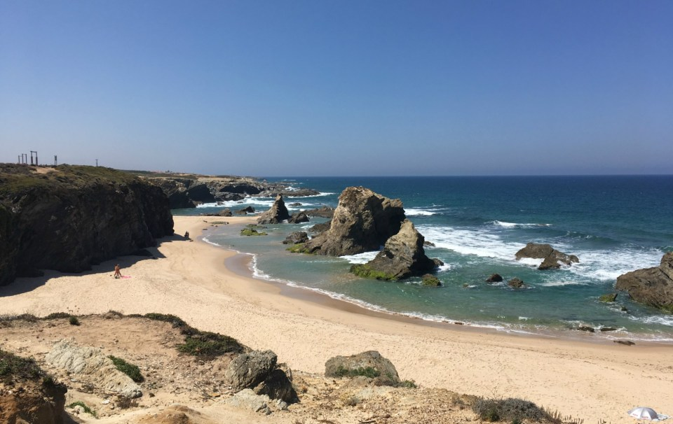 Praias do Sudoeste Alentejano e Costa Vicentina- Portugal