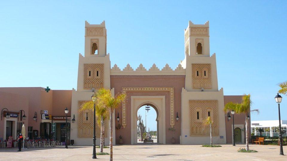 Resorts em Saidia - Marrocos