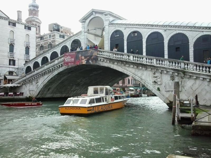 A mais famosa ponte de Veneza- Itália