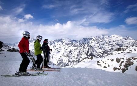 Desportos de Inverno pela Europa