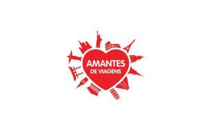 Logotipo AMANTES DE VIAGENS