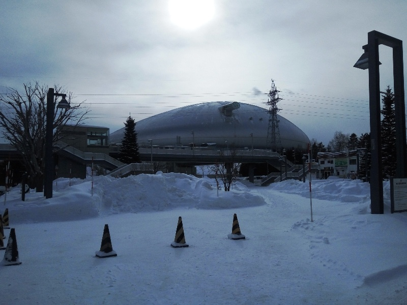 Susukino ice world