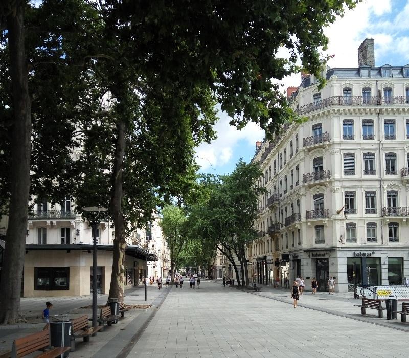 Lyon- França- Uma escapadela de fim-de-semana