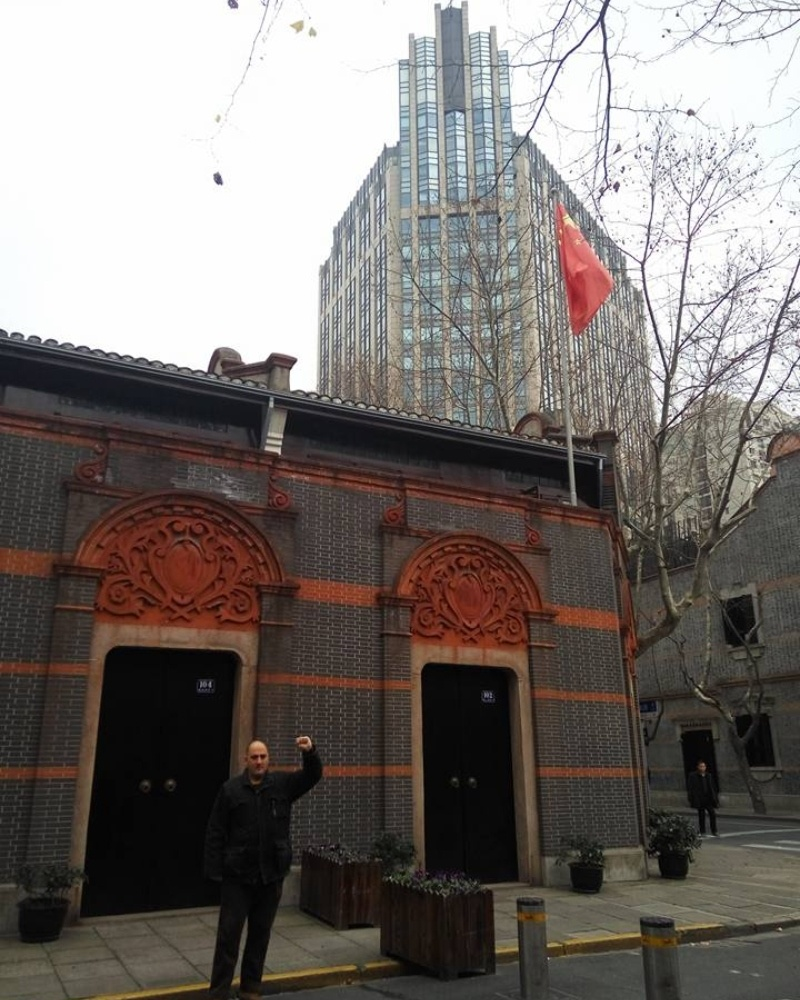 Duas semanas pela China Grandiosa, Comunista e Capitalista