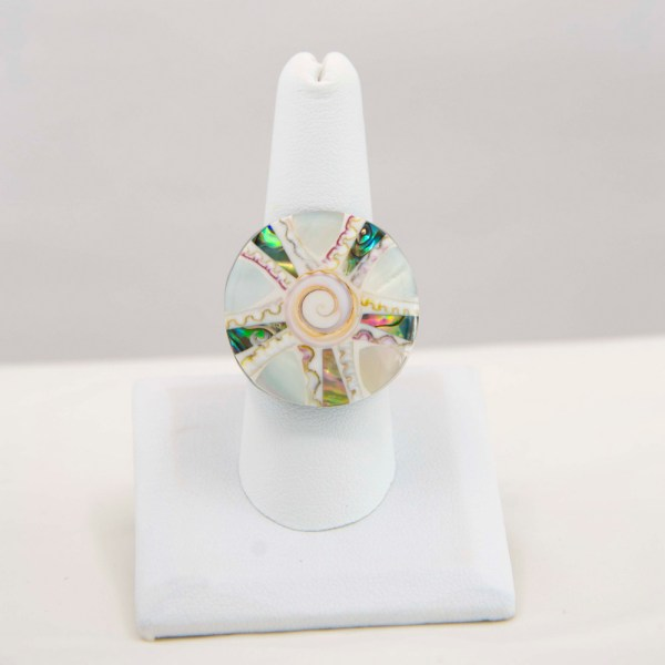 Handmade-Mexican-Abalone-shell-Ring-007