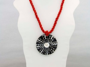 Handmade-Mexican-shell-shakira-beads-Necklace-004