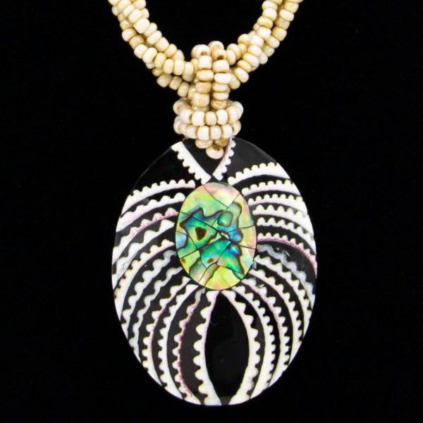 Handmade-Mexican-Abalone-shell-shakira-beads-Necklace-012-detail