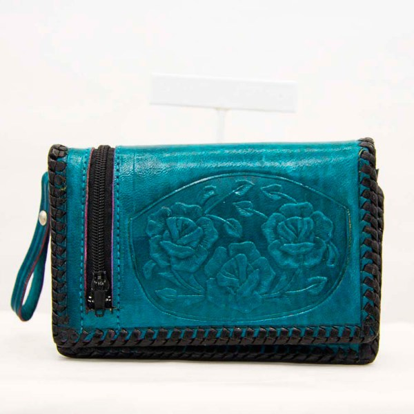handmade-mexican-artisanal-hand-tooled-leather-woman-ladies-wallet-049