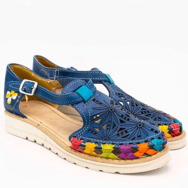 amantli-handmade-mexican-huarache-sandal-shoe-low-sole-carmen-blue-pair-view-089