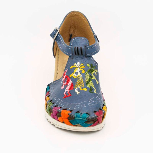 amantli-handmade-mexican-huarache-sandal-shoe-medium-sole-camelia-blue-upper-view-056