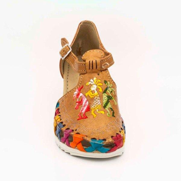 amantli-handmade-mexican-huarache-sandal-shoe-medium-sole-camelia-honey-upper-view-061