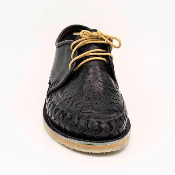 mexican huarache sandal shoe jose front view