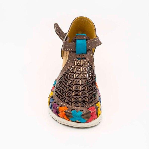amantli-handmade-mexican-sandal-shoe-medium-sole-matilde-brown-upper-view-030