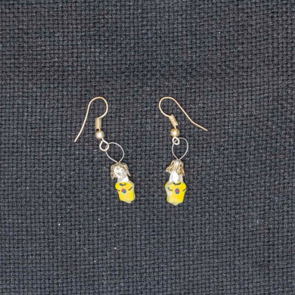tees-hand-blown-glass-yellow-earrings-235
