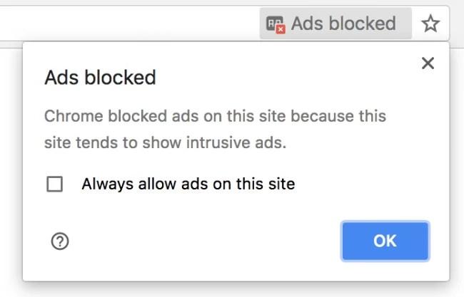 Chrome Ads Blocker
