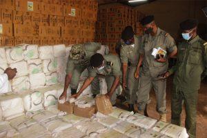 La Douane saisit quatre tonnes de résine Int 300x200 - Mali: La Douane saisit quatre tonnes de résine de cannabis