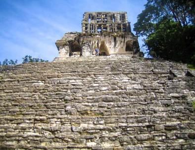 Rundreise Mexiko Mayatempel