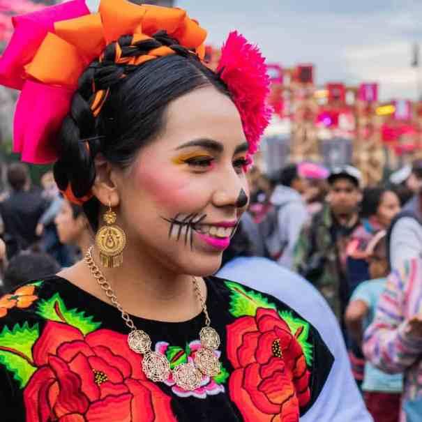 Mexiko Reise Tag der Toten