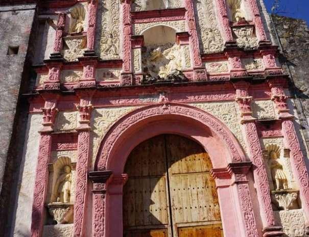 Rundreise Mexiko Mission