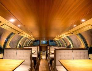 Viaja abordo del tren Chepe Express