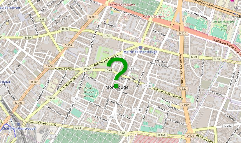 Jardiner à Montrouge, étape 1 : préparer le terrain