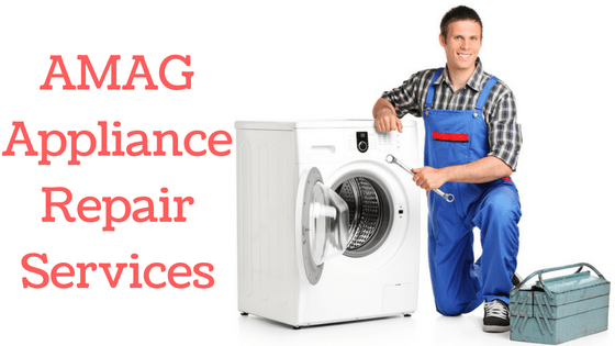 AMAG appliance repair services