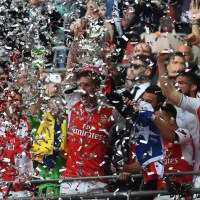 Arsenal are FA Cup Champions