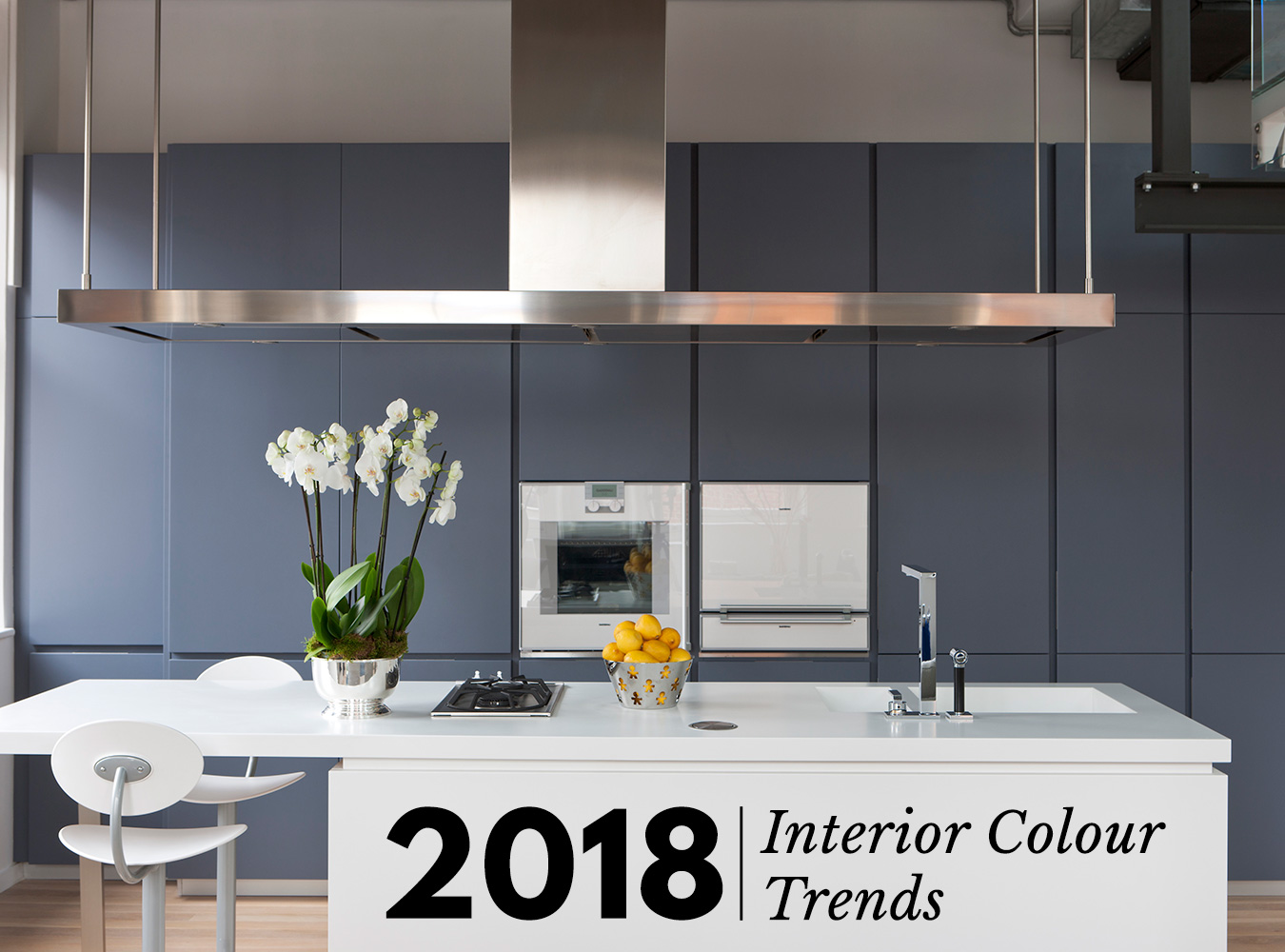 2018 Colour Trends For Every Room In The Home