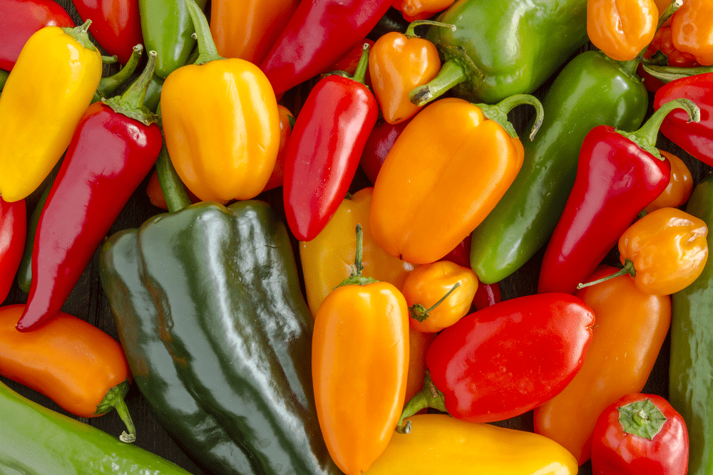 How Many Varieties of Peppers Are There