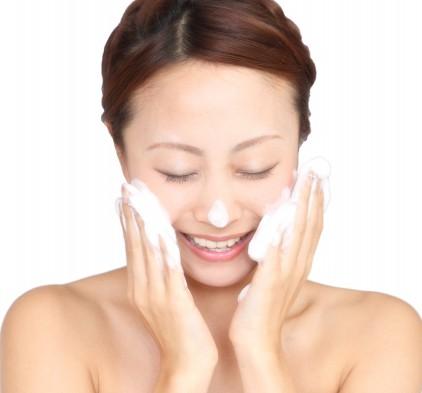 アマランス洗顔