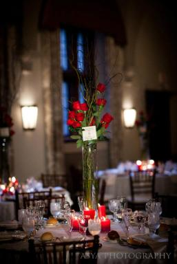 merion tribute house arrangement wedding reception flowers, Amaranth Florist, Narberth, PA