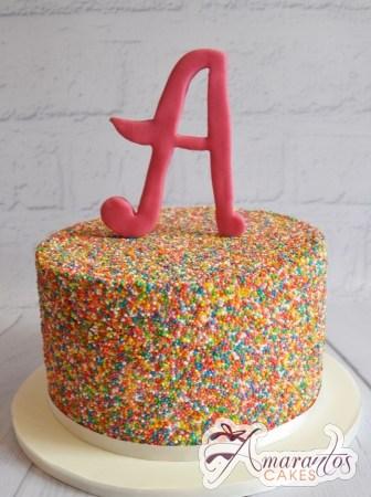 100s and 1000s Cake - Amarantos Designer Cakes Melbourne