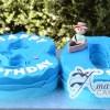 Number Fishing Themed Cake - Amarantos Custom Made Cakes Melbourne