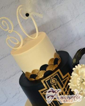 Three tier Gatsby Cake – AC422