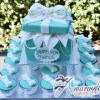Cupcake Cake Tiffanys - Amarantos Designer Cakes Melbourne