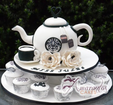 Tea pot cake – CT26