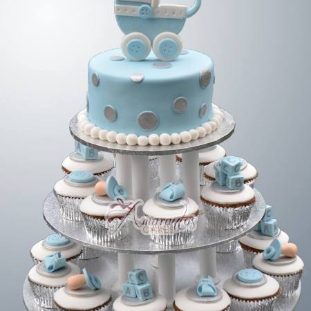 Cup Cake Tower- CT33