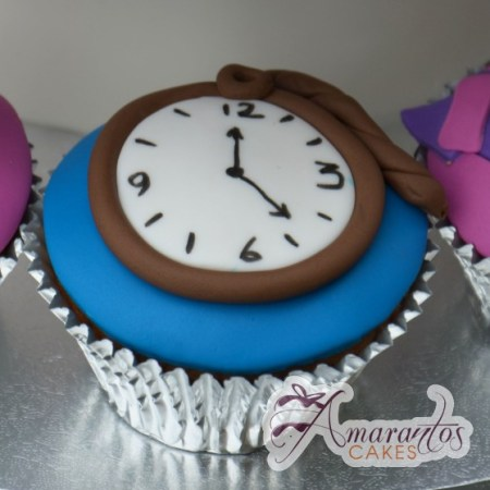 Alice in Wonderland Cup Cakes- CU17
