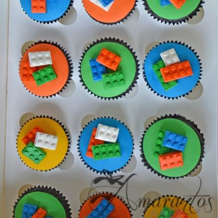 Lego Cup Cakes – CU38