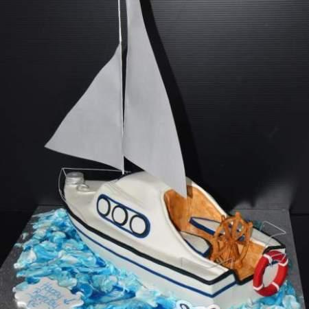 3D Sailboat – NC138