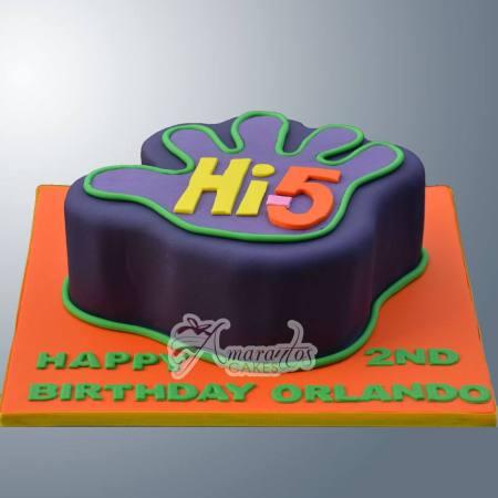 Hi 5 Hand Cake – NC151