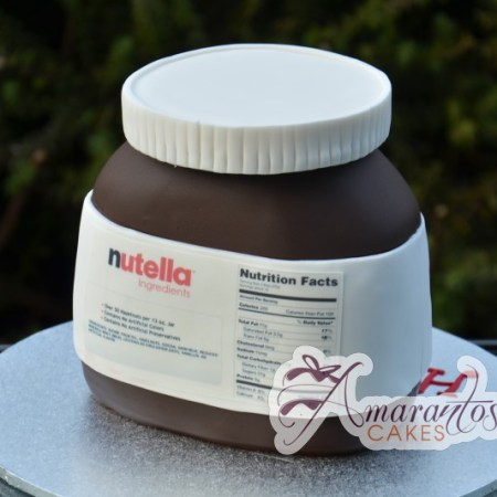 Nutella Jar – NC18