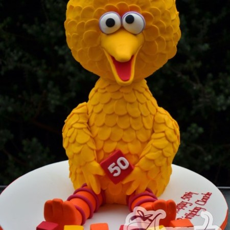 3D Big Bird- NC200