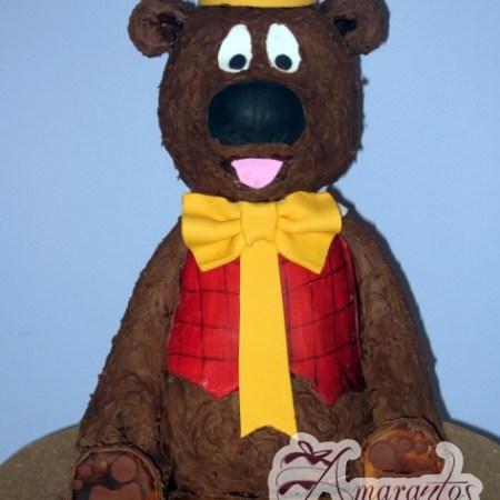 humphrey b bear cake