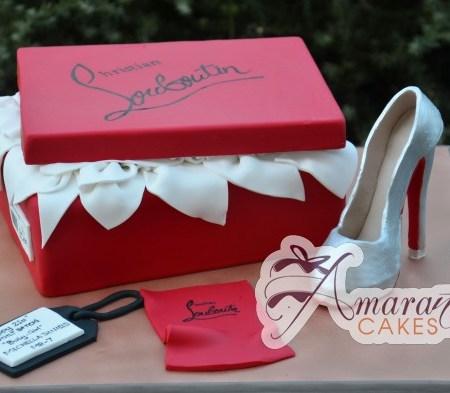 Shoe box with Shoe- NC271
