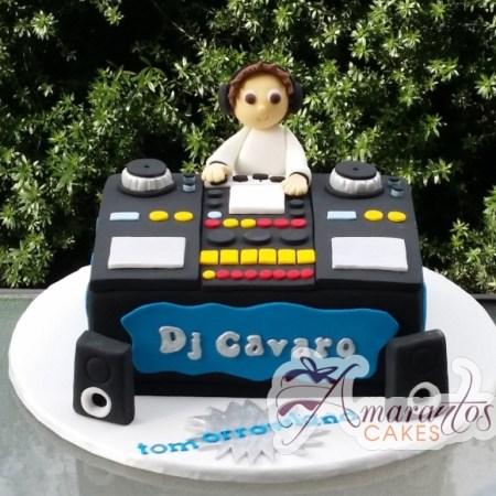 DJ turntable- NC275